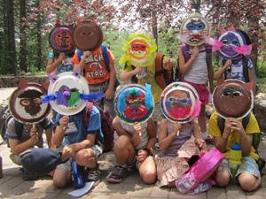 Art in the Garden Summer Camp
