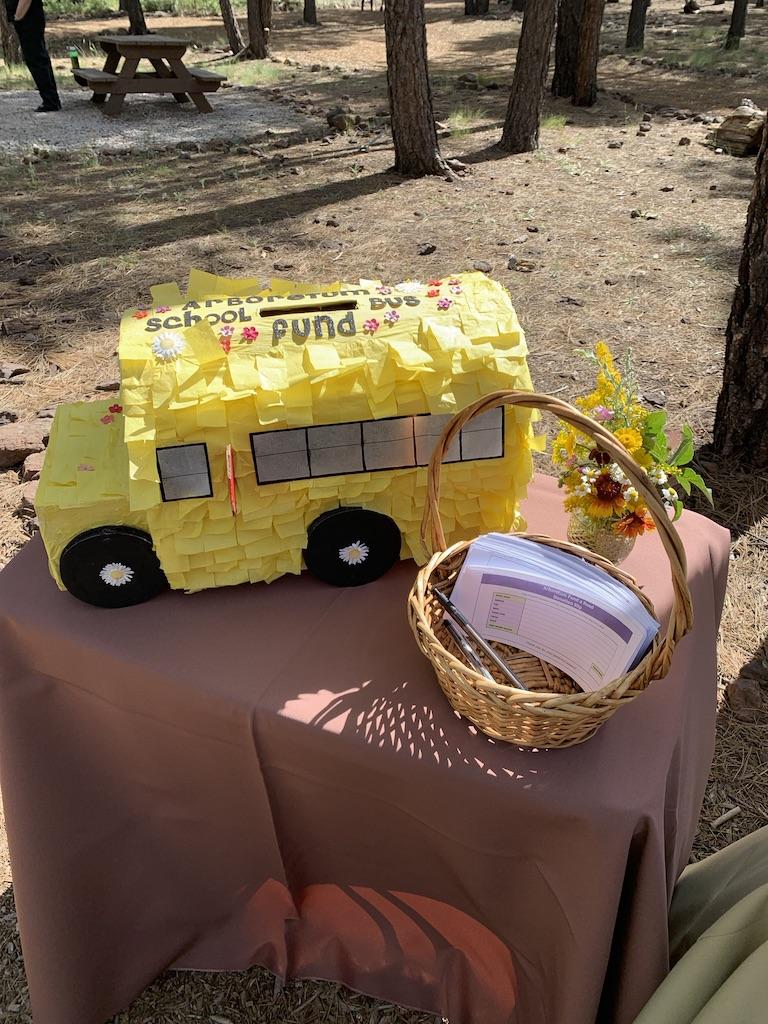 Fund a Bus