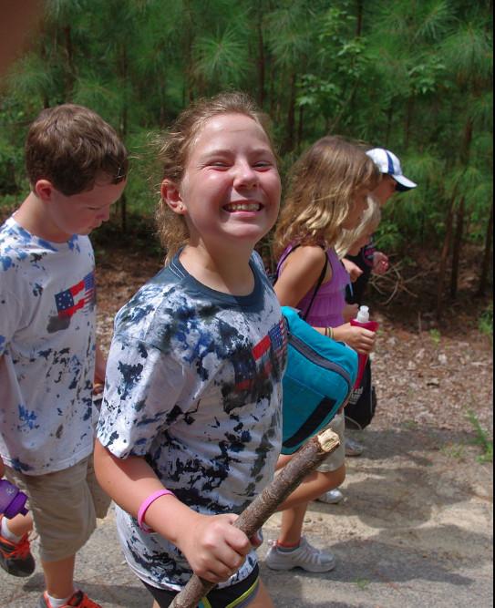 Trail Trekkers Summer Camp
