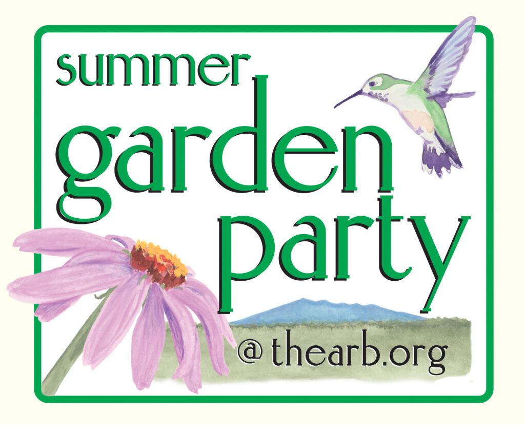 VIRTUAL Summer Garden Party FUNDRAISER