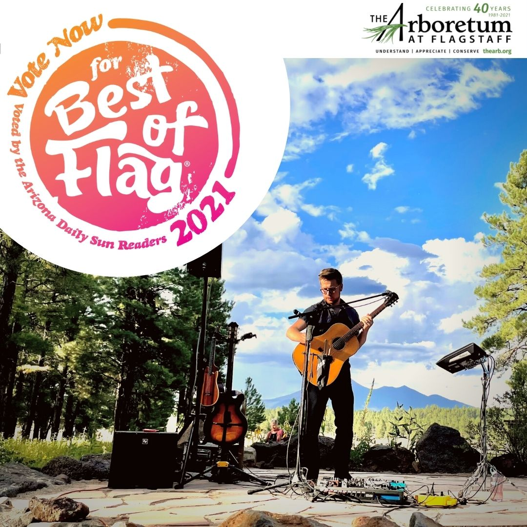 Best of Flag voting starts on the 19th! Help us get the word out about our beautiful campus by winning Best Northern Arizona Attraction and
