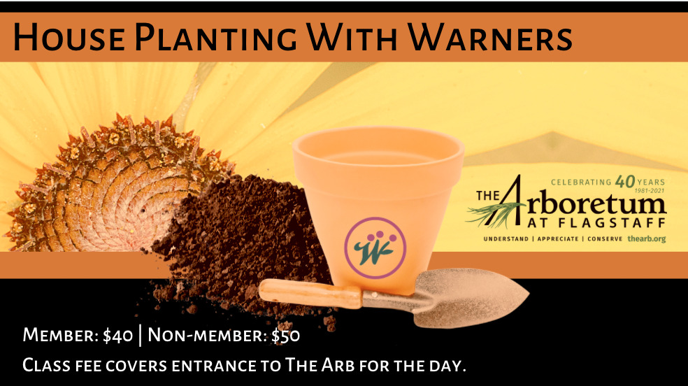 House Planting with Warner's at The Arb